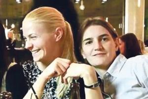 Partnerka premijerke Srbije rodila sina