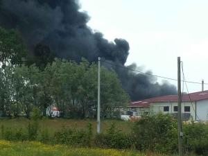 Veliki požar u Gradišci