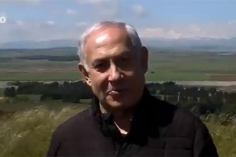 Naselje na Golanskoj visoravni dobija naziv po Trampu