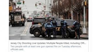 6 mrtvih u pucnjavi u New Jerseyju!