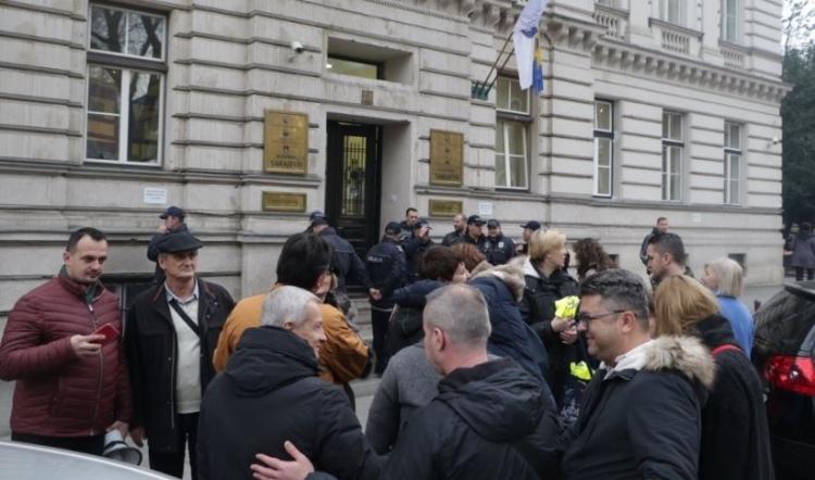 Hoće li sindikati u Sarajevu izvesti na ulice hiljade radnika
