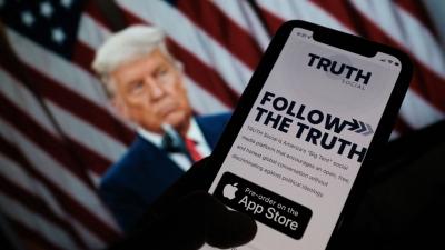 Trump pokreće svoju društvenu mrežu - Truth Social