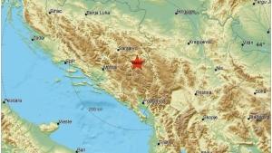 Jak zemljotres i na granici BiH i CG