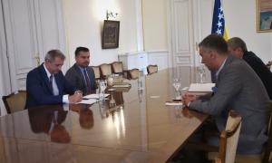 Hrvatski ambasador protestovao zbog Džaferovićeve izjave