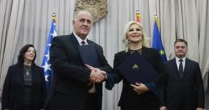 Potpisan sporazum o izgradnji auto-puta Beograd-Sarajevo