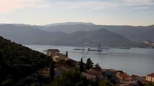 (VIDEO) Ubuduće u direktnom prenosu, 24 sata dnevno, možete pratiti gradnju Pelješkog mosta