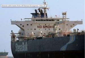 Iranci zauzeli britanske tankere (FOTO/VIDEO)