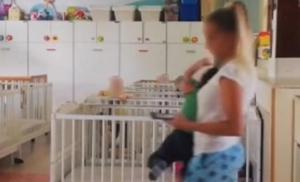 Zbog snimka u kojem baca bebu u krevetac medicinska sestra dobila otkaz