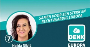 Naida Ribić kandidatkinja za Evropski parlament