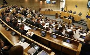 Počela konstitutivna sjednica Doma naroda Parlamenta FBiH