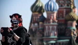 Karantin za stare u Moskvi