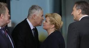 Zvao je Čović? Kolinda se opet posula pepelom, Komšić u par sati i jest i nije politički predstavnik Hrvata u BiH
