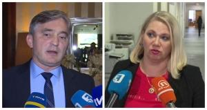 Stranci privode u gumene sobe u ambasadama - Jukić odgovorila Komšiću