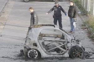 8 auta zapaljeno u Zagrebu