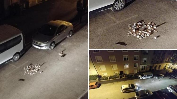 Pljačkaši u Zagrebu ostali bez plijena, ispali im novac i oružje