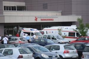 Pacijent skočio sa 4 sprata Kliničkog centra RS
