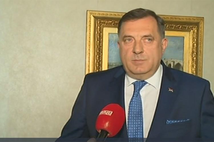 Dodik: BiH nije pravna, funkcionalna, niti održiva