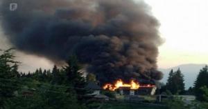 Vatru gasilo 35 vatrogasaca: Uzrok požara u Energoinvestu još nije poznat