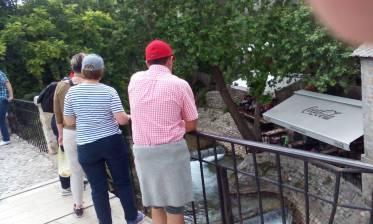 Ambient mostarskog restorana Konoba Divan Mostar izaziva divljenje turista: Novi photo-session point u Mostaru