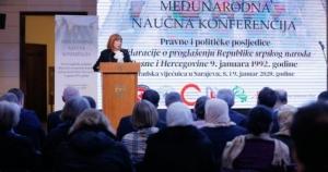 Konferencija o posljedicama 9. januara okupila svjetske naučnike