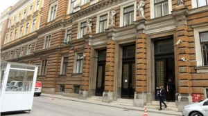 Evakuisani sudovi u Sarajevu