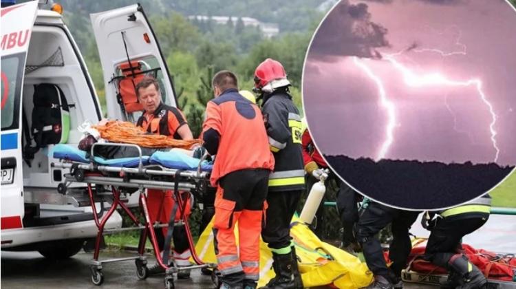 Dan žalosti u Poljskoj: Munja ubila 5 osoba, od kojih je dvoje djece