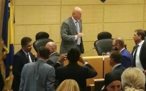Mirsad Zaimović novi predsjedavajući Zastupničkog doma Parlamenta FBIH