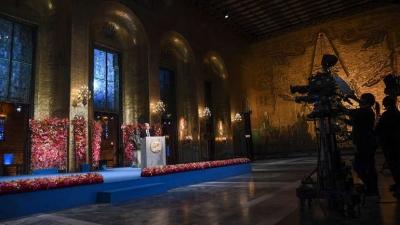 Nobel na daljinu: Laureati primili Nobelovu nagradu u svojim domovima