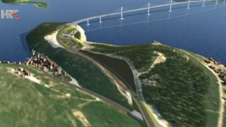 Dodikovo objašnjenje o Pelješkom mostu kao vitalnom interesu RS