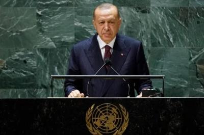 Društveni mediji prijetnja socijalnom miru - Erdogan