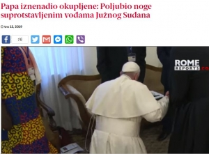 Noge peru na Balkanu Kolinda, Vučić, Tači, Bakir, Dodik ...(video)