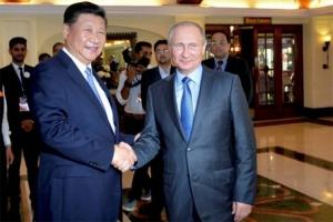 Putin poklonio slaodeled kineskom predsjedniku za rođendan